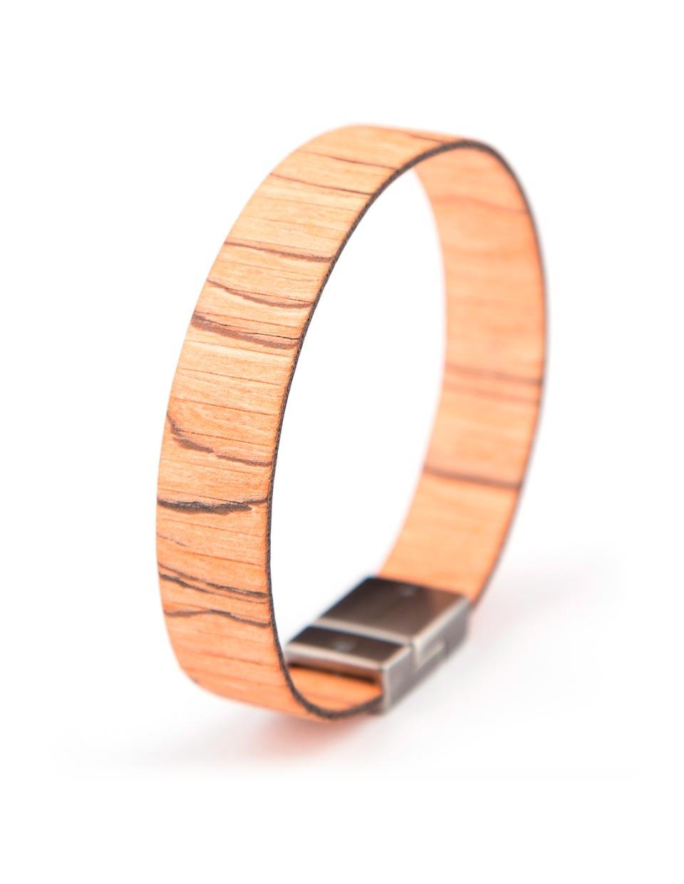 Bracciale Pop Wood Unisex