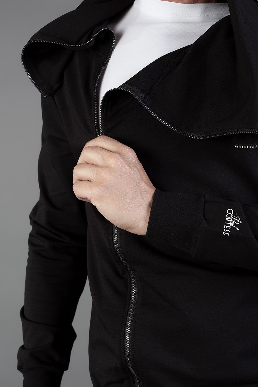 Zip Totale Collo Alto - 3 colori