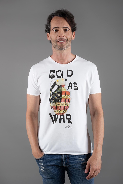 Gold as War